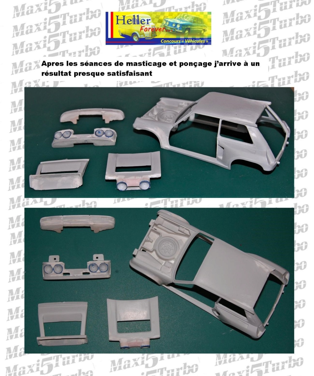 (1/24) Renault 5 Maxi turbo Ref 80717 ( Hors delai ) - Page 5 6310