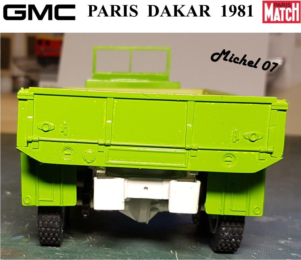 GMC CCKW Paris Dakar 1981 1/24 - Page 4 6712