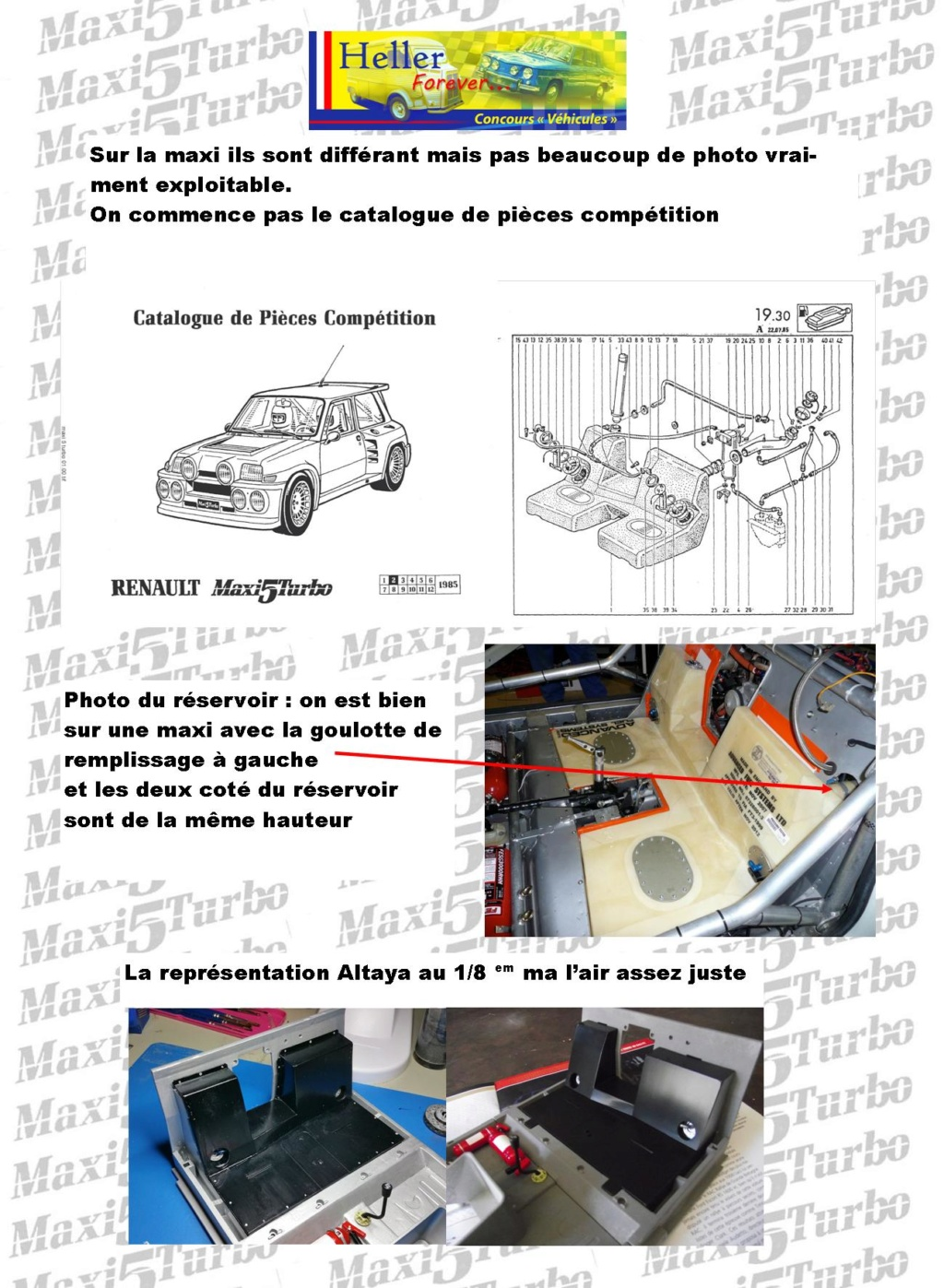 (1/24) Renault 5 Maxi turbo Ref 80717 ( Hors delai ) - Page 5 6810