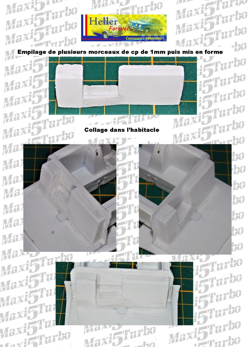 (1/24) Renault 5 Maxi turbo Ref 80717 ( Hors delai ) - Page 6 6910