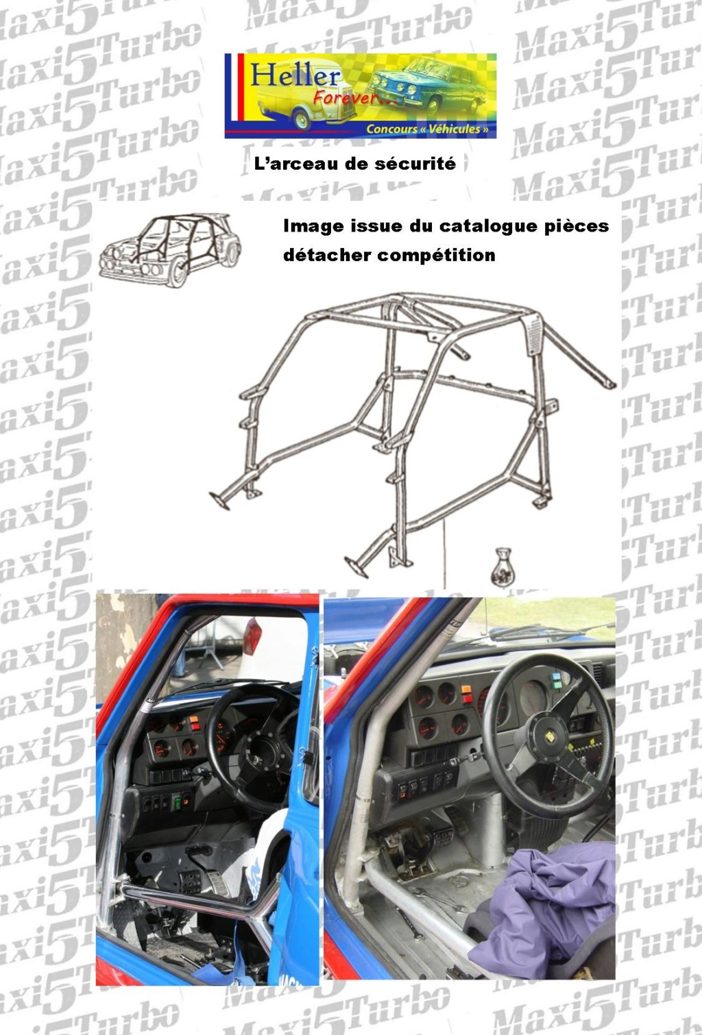 (1/24) Renault 5 Maxi turbo Ref 80717 ( Hors delai ) - Page 6 7210