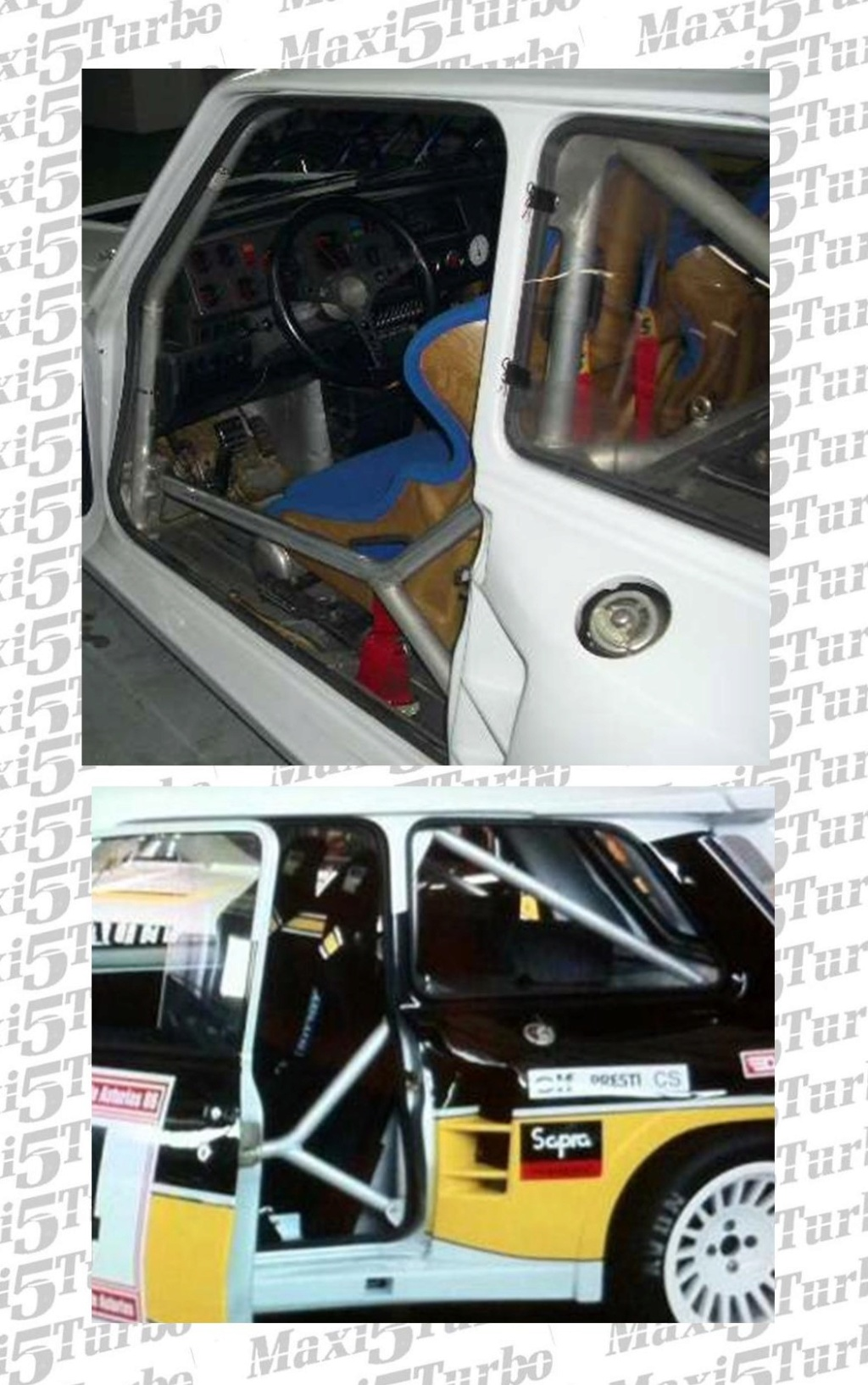 (1/24) Renault 5 Maxi turbo Ref 80717 ( Hors delai ) - Page 6 7310