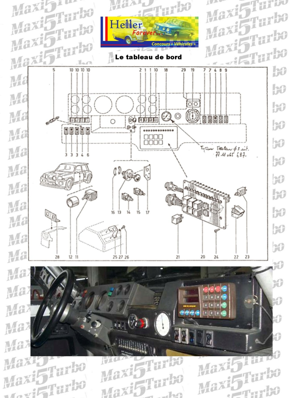 (1/24) Renault 5 Maxi turbo Ref 80717 ( Hors delai ) - Page 6 7710