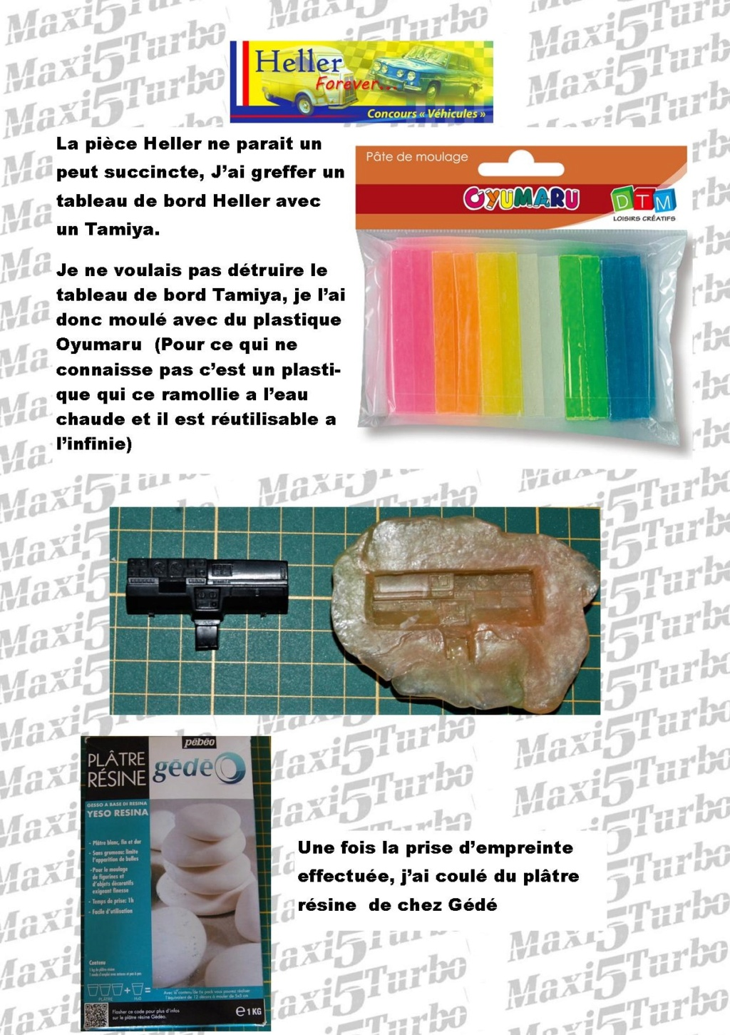 (1/24) Renault 5 Maxi turbo Ref 80717 ( Hors delai ) - Page 6 8110