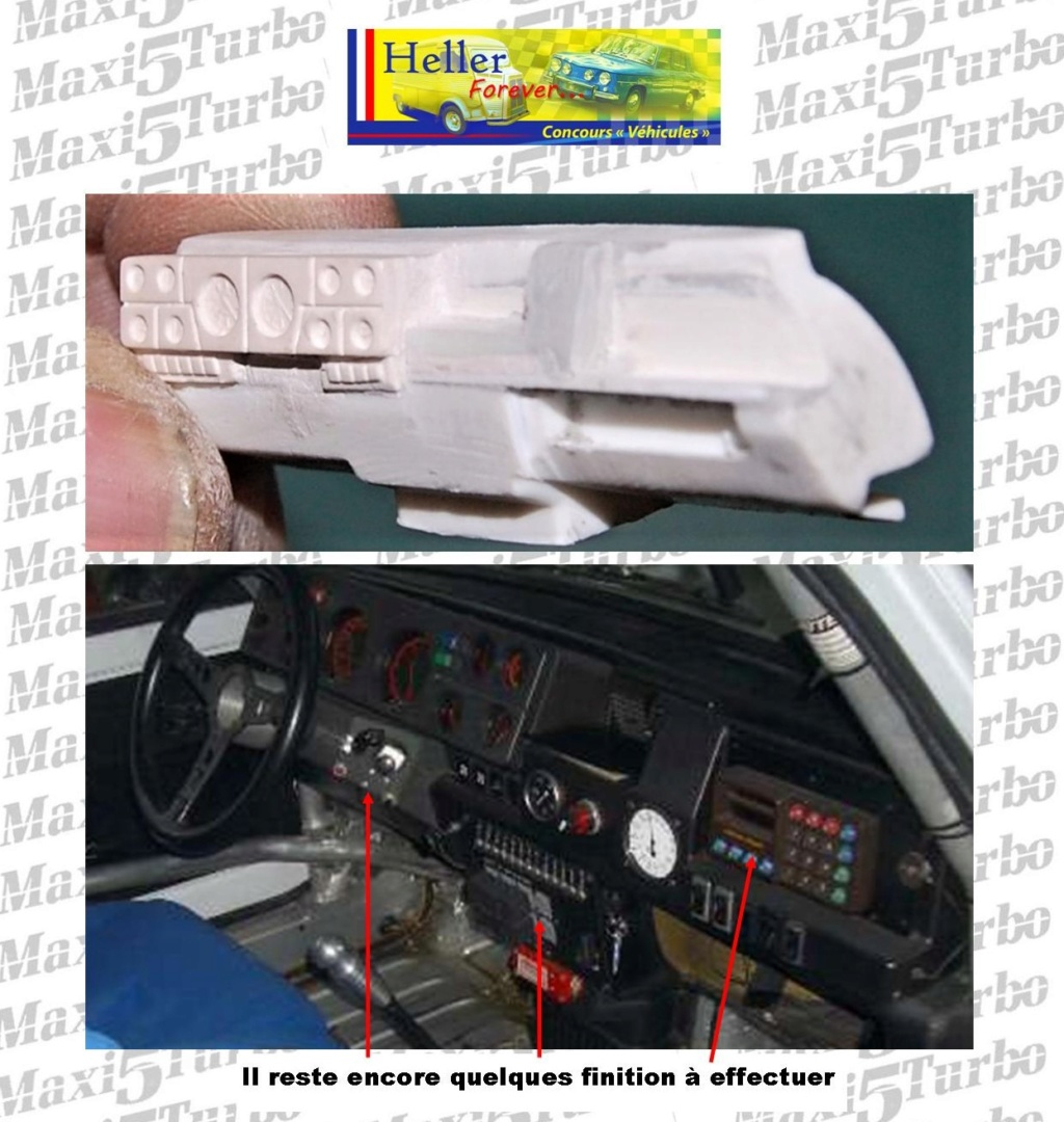 (1/24) Renault 5 Maxi turbo Ref 80717 ( Hors delai ) - Page 6 8510