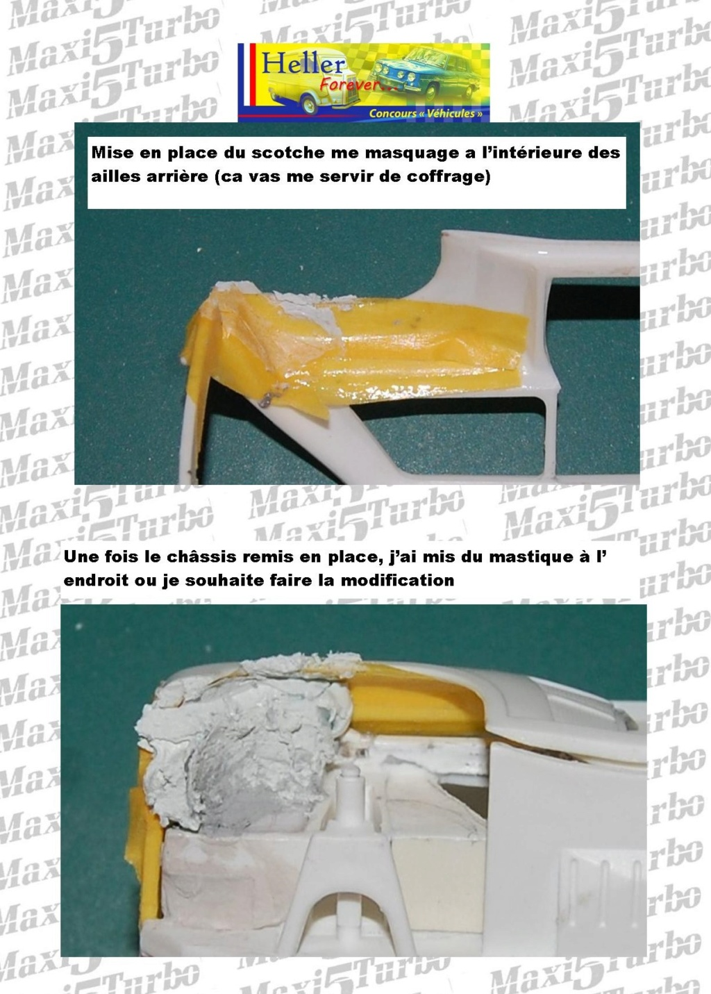(1/24) Renault 5 Maxi turbo Ref 80717 ( Hors delai ) - Page 6 8712