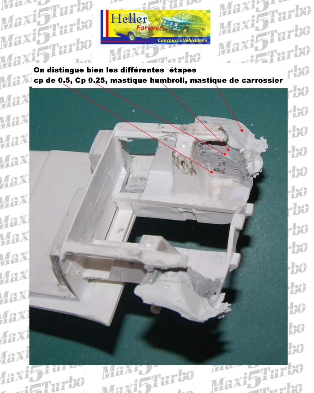 (1/24) Renault 5 Maxi turbo Ref 80717 ( Hors delai ) - Page 6 8910