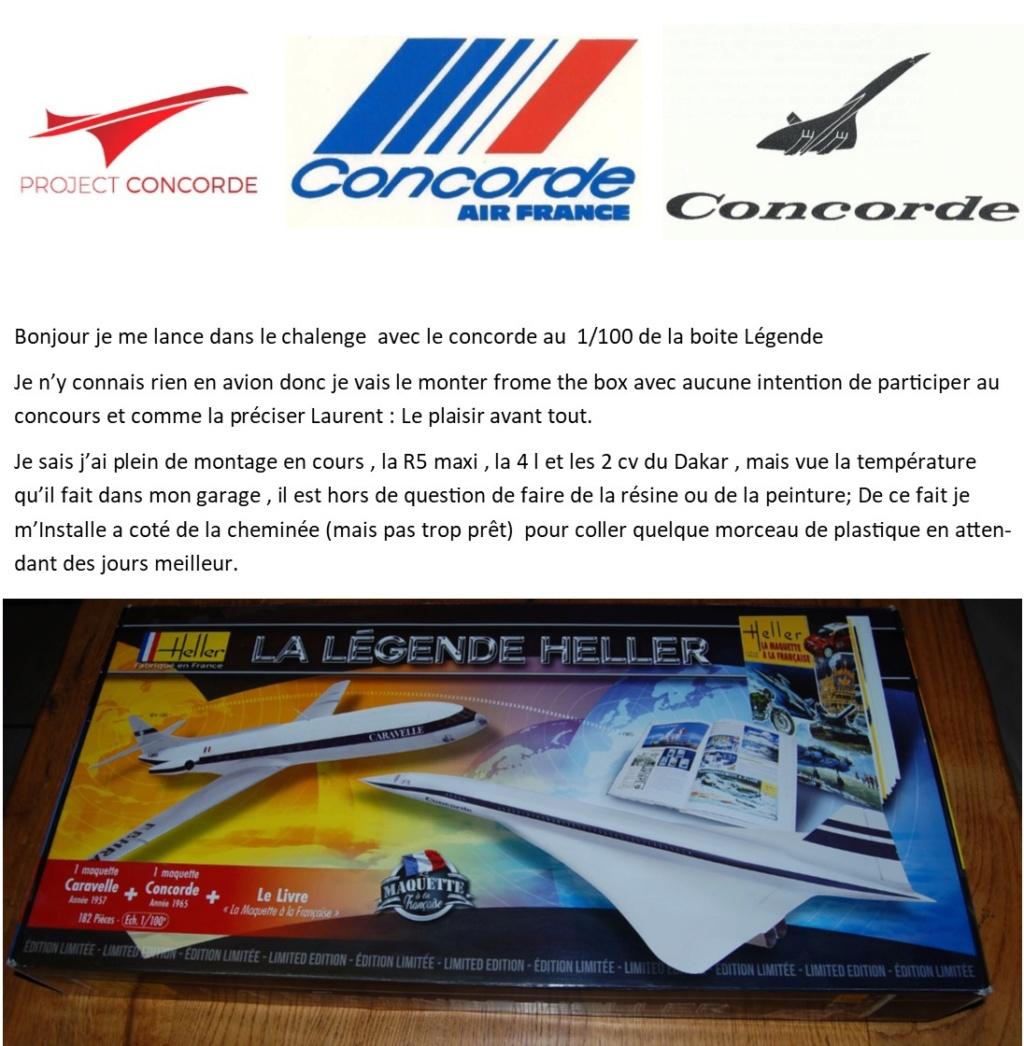 SUD AVIATION - BRITISH AIRCRAFT CORPORATION  CONCORDE Cie AIR FRANCE 1/100ème Réf 80458 Image111