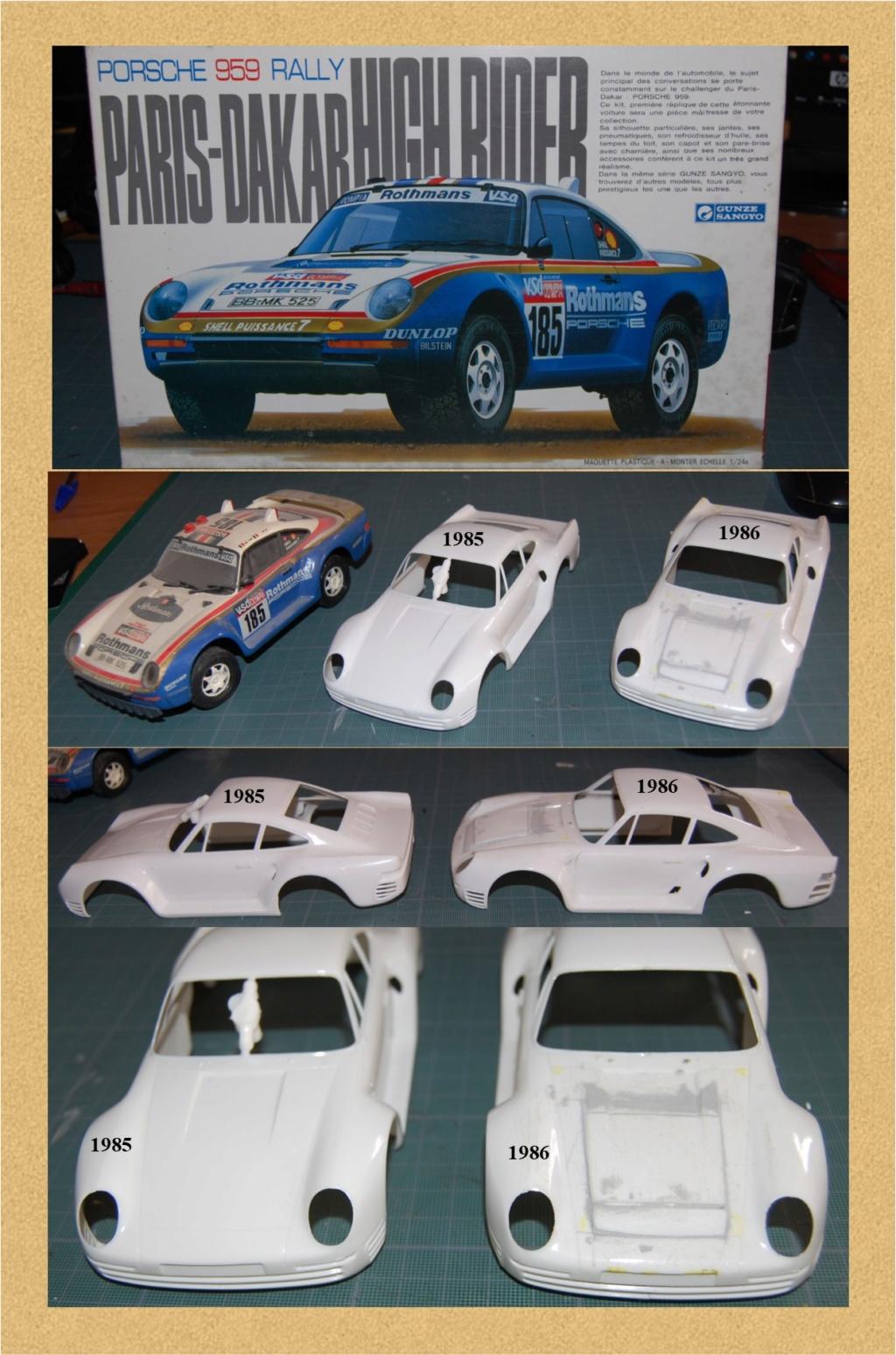 Porsche 959 Paris Dakar 1985 & 1986 Image124