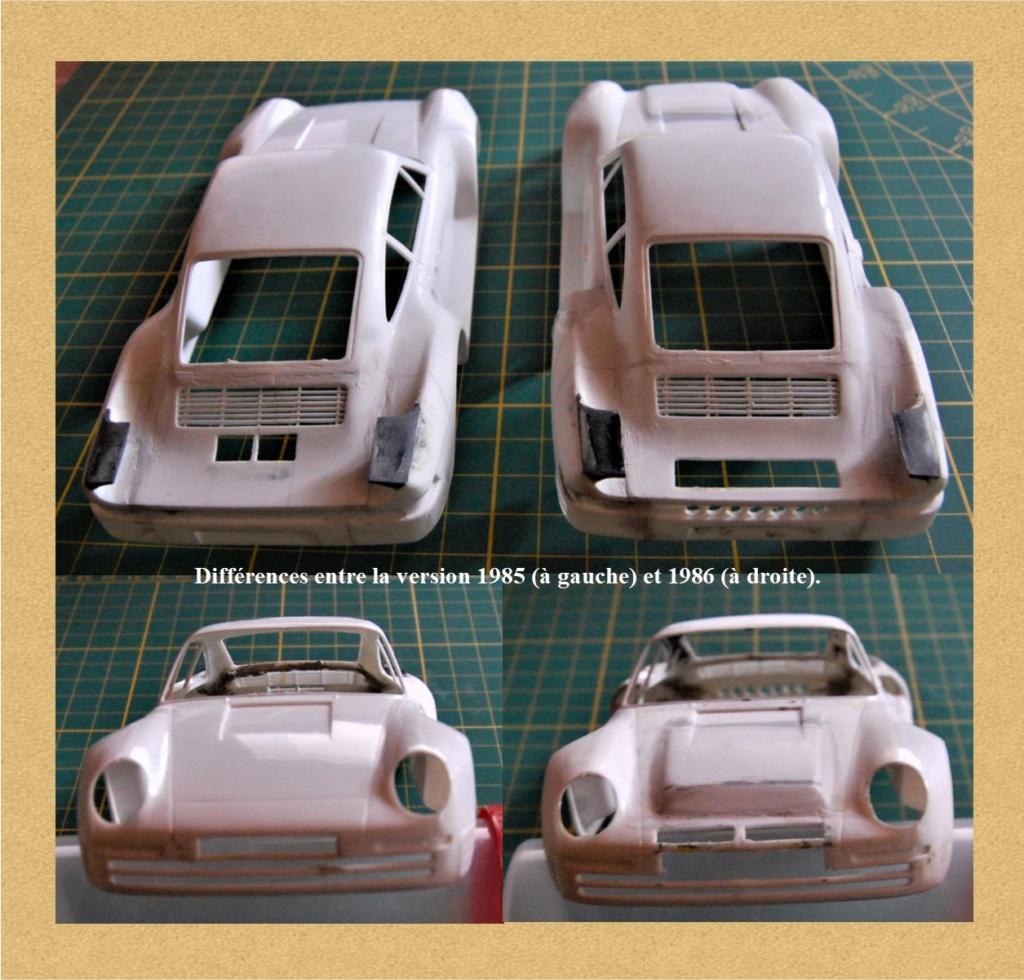 Porsche 959 Paris Dakar 1985 & 1986 Image126