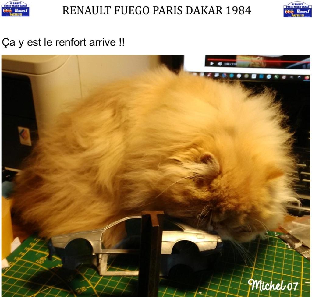 Renault Fuego 1/24 Paris Dakar 1984 - Page 2 Image155