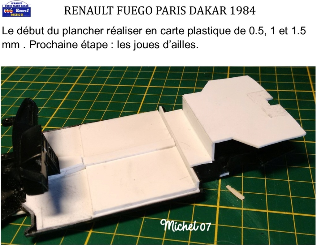 Renault Fuego 1/24 Paris Dakar 1984 - Page 2 Image157