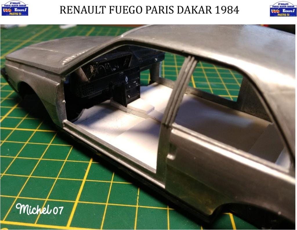 Renault Fuego 1/24 Paris Dakar 1984 - Page 2 Image159