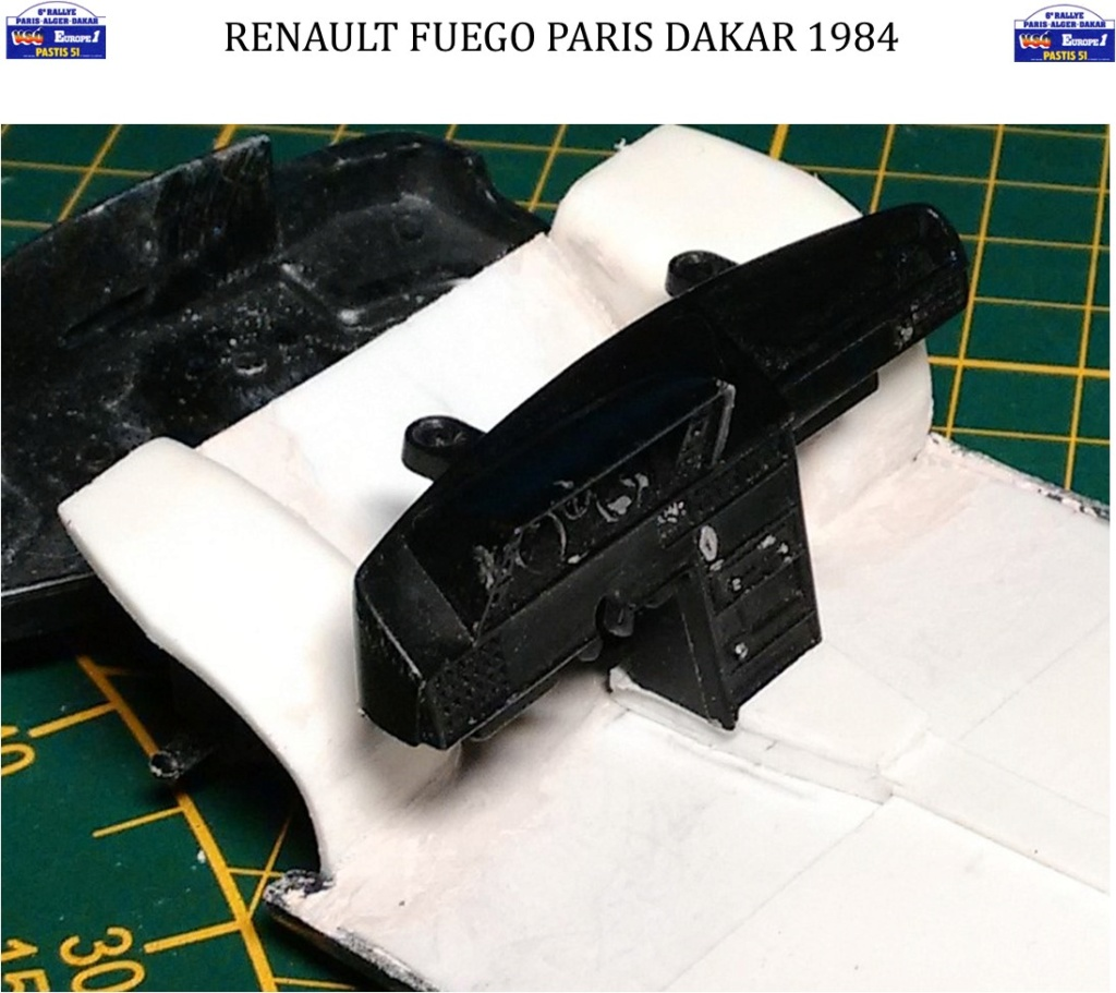 Renault Fuego 1/24 Paris Dakar 1984 - Page 2 Image162