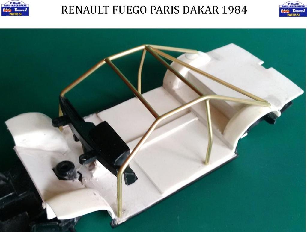 Renault Fuego 1/24 Paris Dakar 1984 - Page 2 Image164