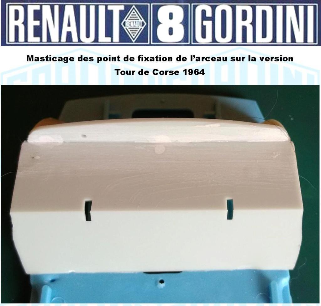Trois Renault 8 gordini Heller 1/24 Image171