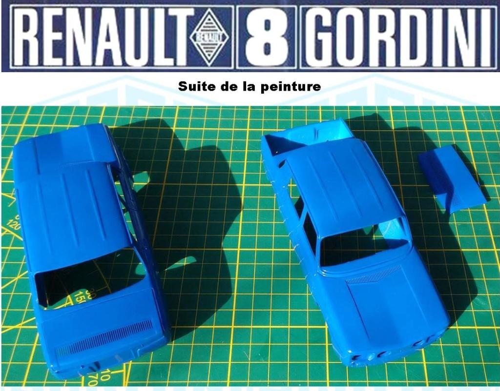 Trois Renault 8 gordini Heller 1/24 Image174