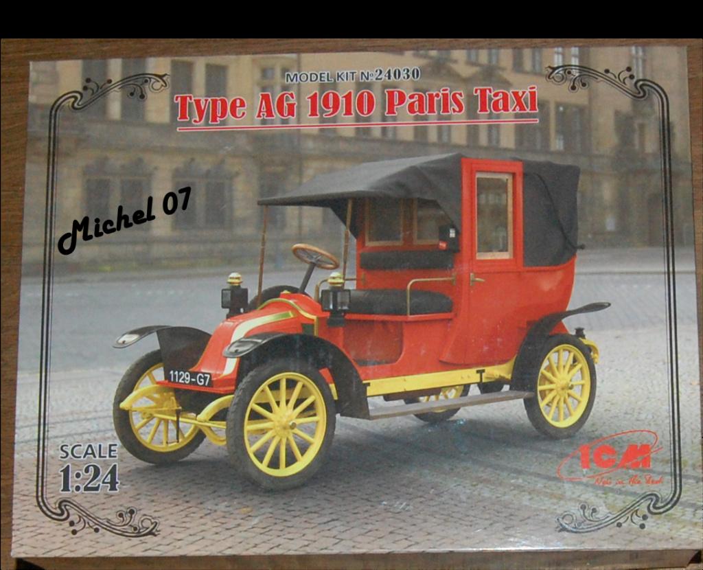 Renault type AG 1910 ICM 24030 1/24 Image212