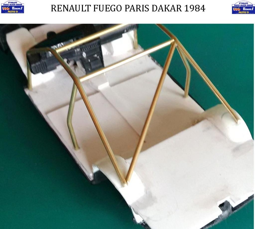 Renault Fuego 1/24 Paris Dakar 1984 - Page 2 Image241