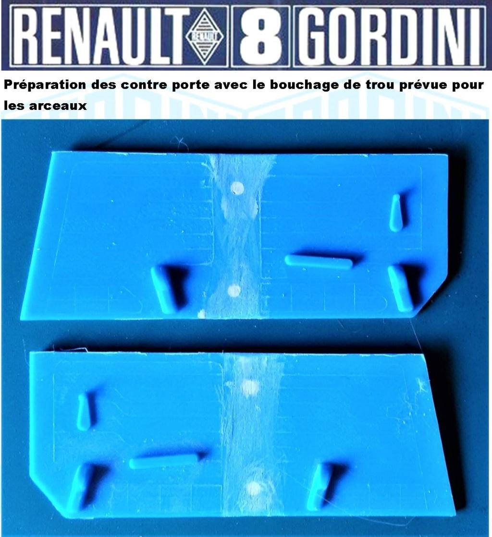 Trois Renault 8 gordini Heller 1/24 Image246