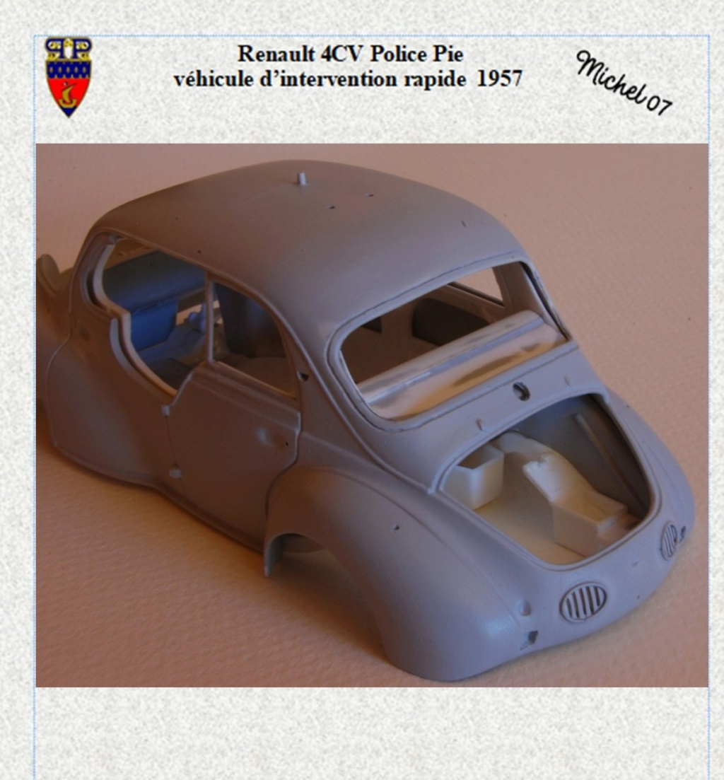 renault 4 cv pie 1957 Heller 1/24 (Terminé) Image315