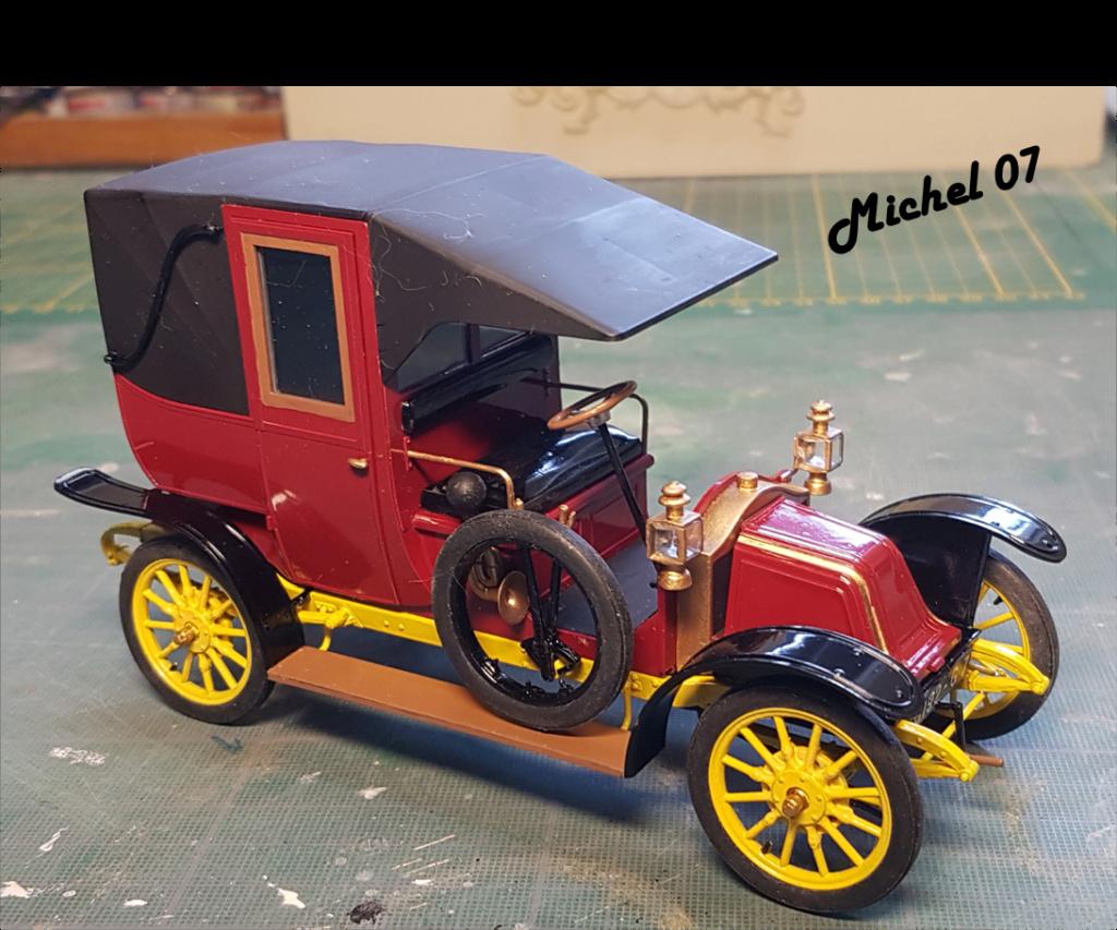 Renault type AG 1910 ICM 24030 1/24 Image411