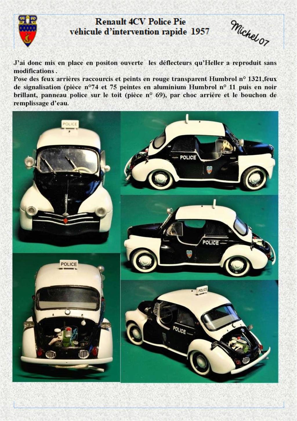 renault 4 cv pie 1957 Heller 1/24 (Terminé) Image422