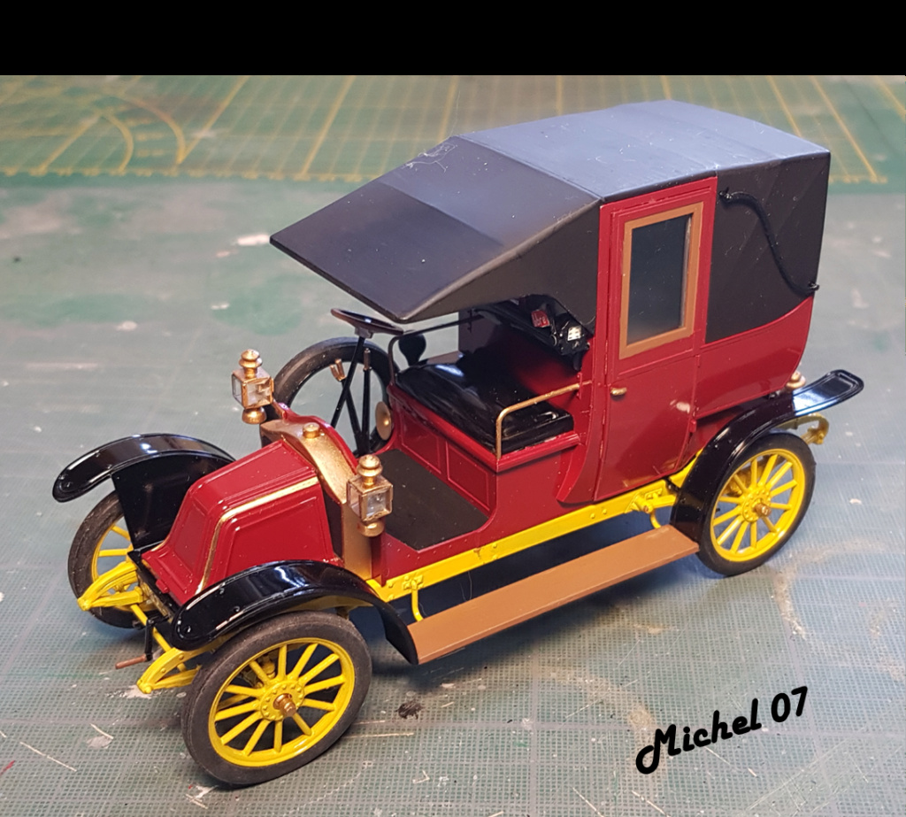 Renault type AG 1910 ICM 24030 1/24 Image511