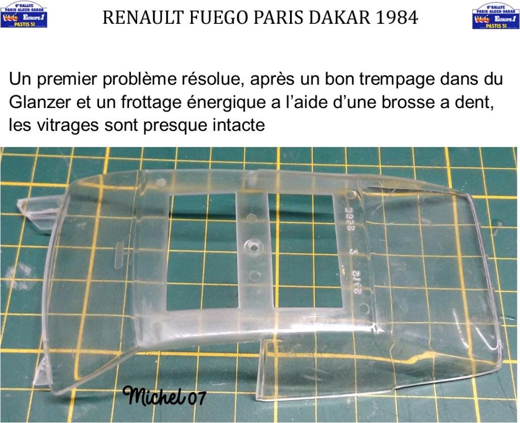 Défi 2020 - Renault Fuego 1/24 Paris Dakar 1984 Image521