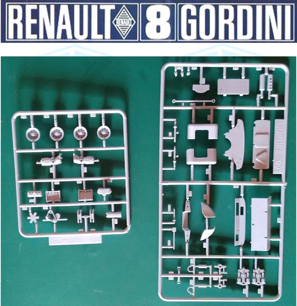Trois Renault 8 gordini Heller 1/24 Image522