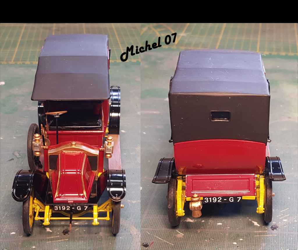 Renault type AG 1910 ICM 24030 1/24 Image611