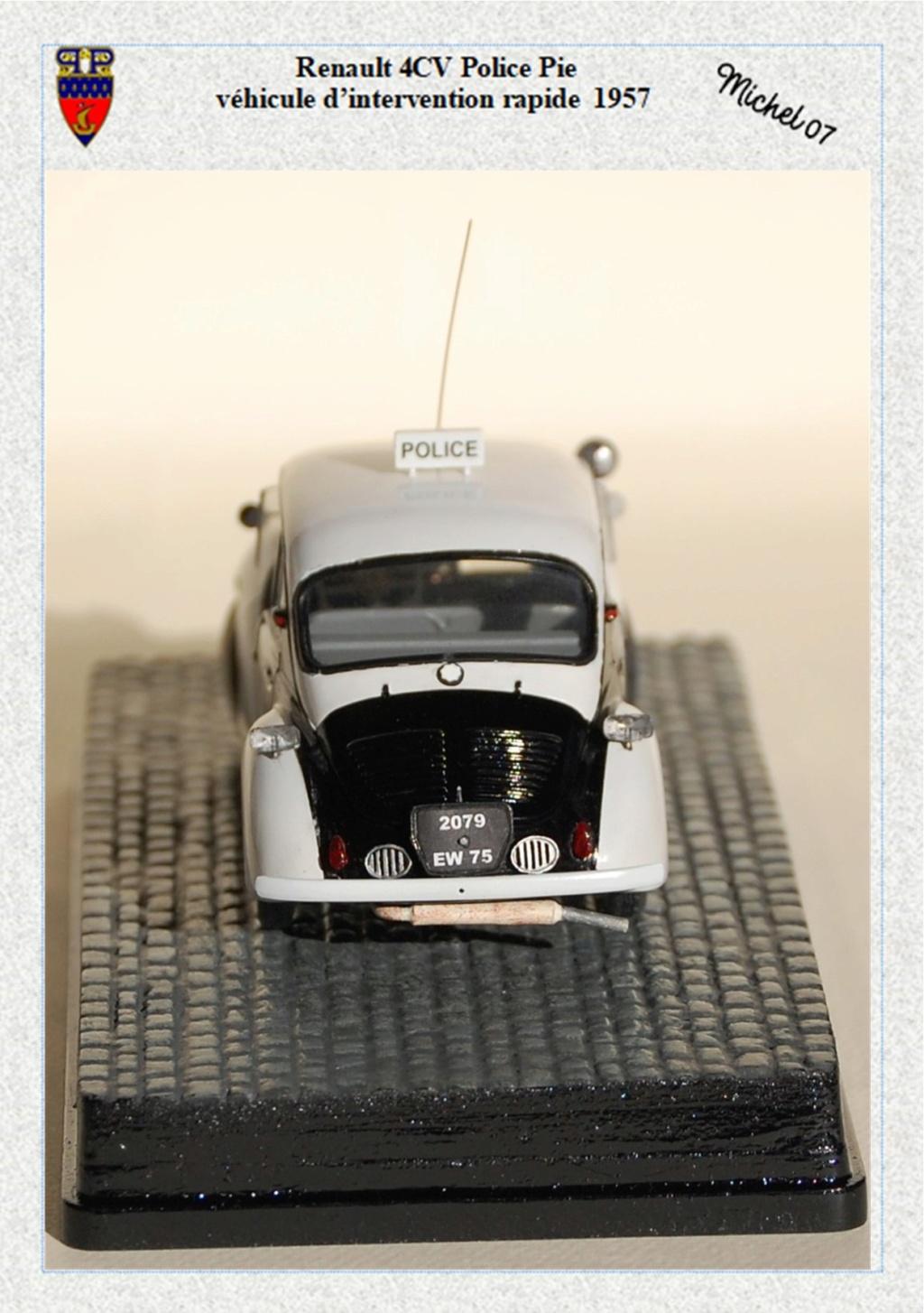 renault 4 cv pie 1957 Heller 1/24 (Terminé) Image615