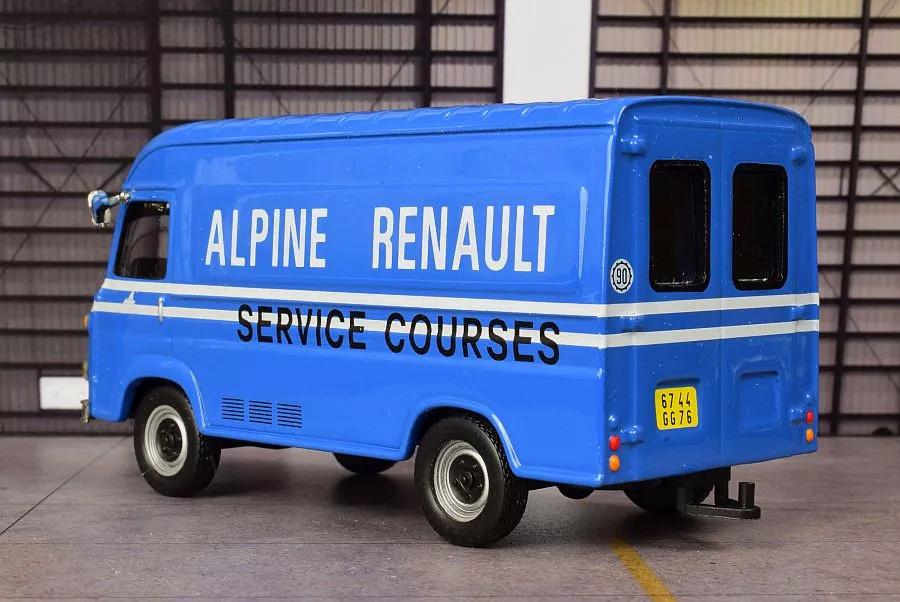 Fil rouge 2021 * Alpine A110 Groupe IV Monté Carlo 1973 1/24 Heller 80745 diorama assistance Sg2h_z10