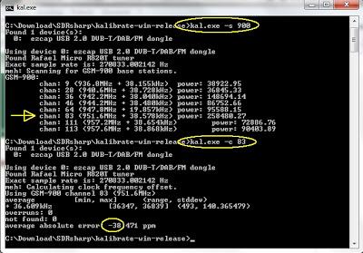 Tutorial para instalacion de un RTL-SDR para torpes o novatos Kal10