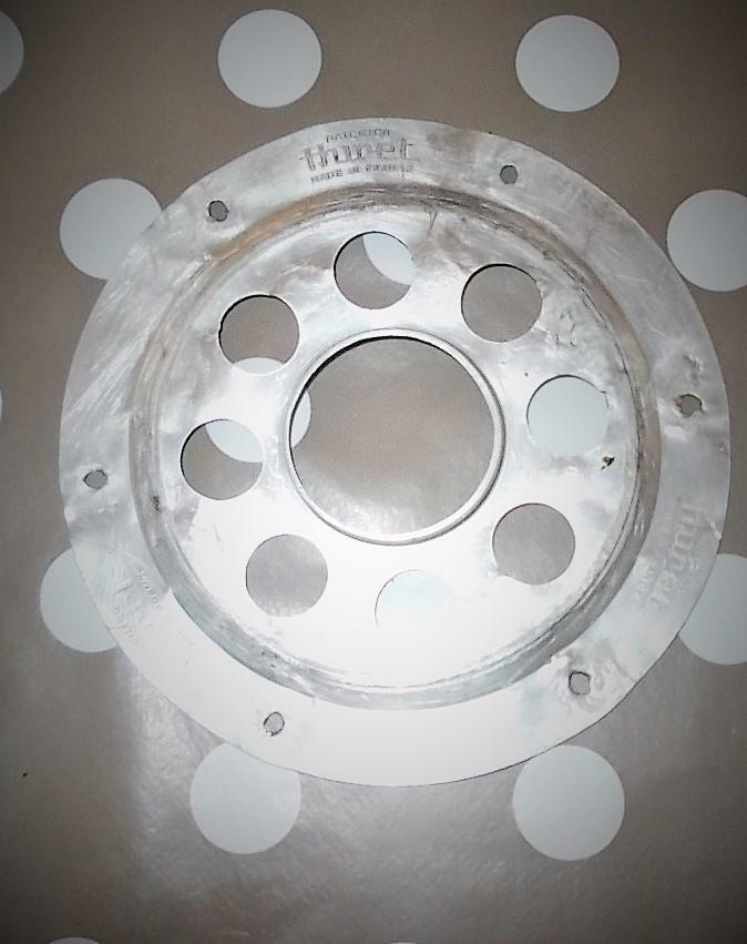 carter protège rayon HURET - SIMPLEX acier / alu  Dscn7420