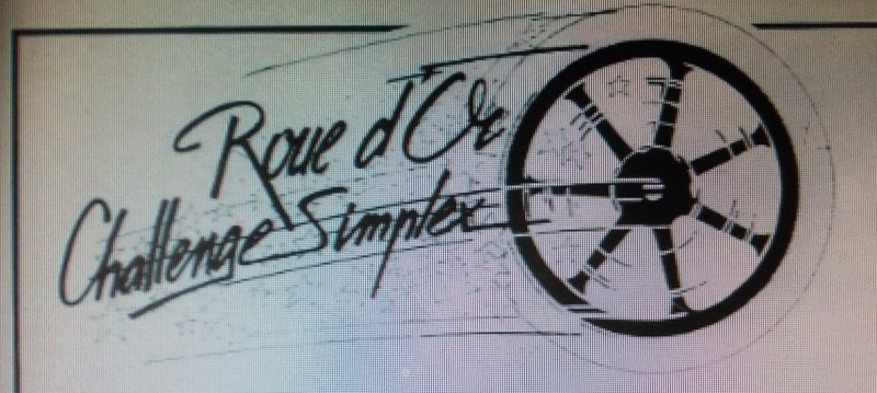 roues de BMX  ; SIMPLEX  ! 1983-84  Dscn7529