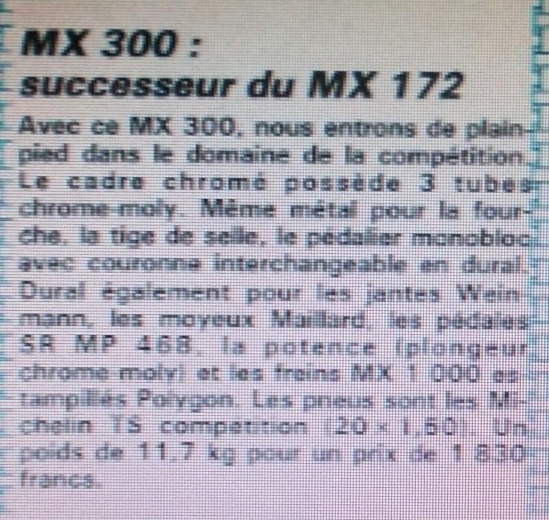 """BMX 20""""pouces MOTOBECANE 172 1983  & 200/300 1984  Dscn7533"""