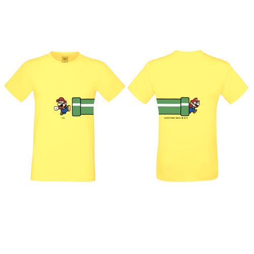 [Nintendo] Amiibo T_shir10