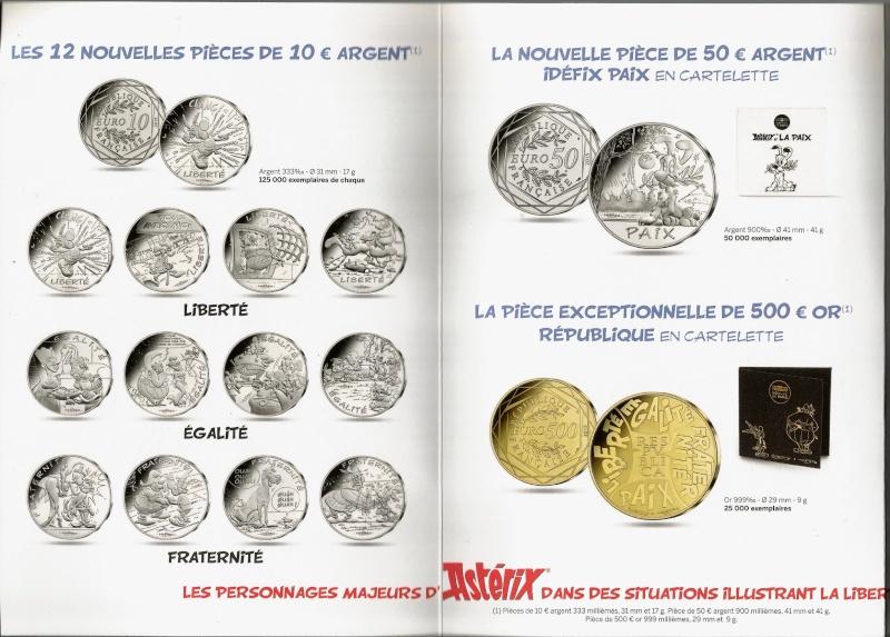 Nouvelle collection de pièce de la Monnaie de Paris - 30 mars 2015 - Page 3 Scan0013
