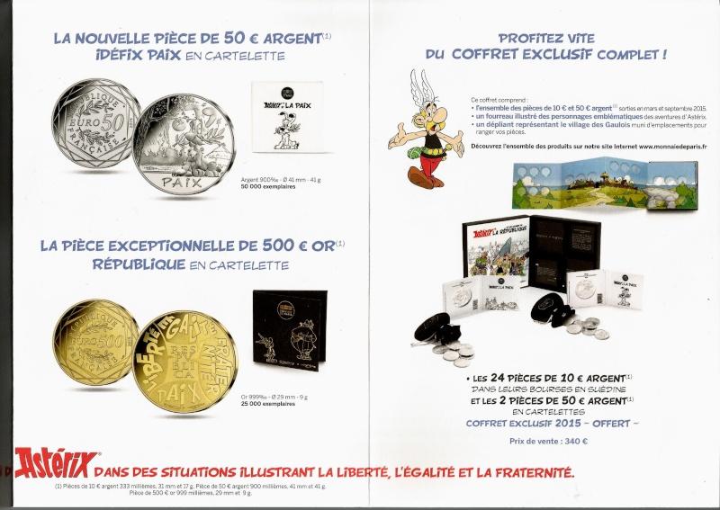 Nouvelle collection de pièce de la Monnaie de Paris - 30 mars 2015 - Page 3 Scan0015