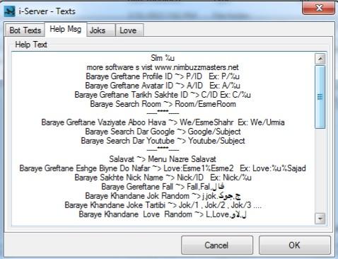 Nimbuzz: THE BEST SPYBOT SOFT  i-server v6.5.1.1 Nbm410