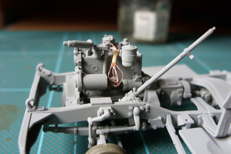 Dodge WC 51 AFV 1/35 Sn856916