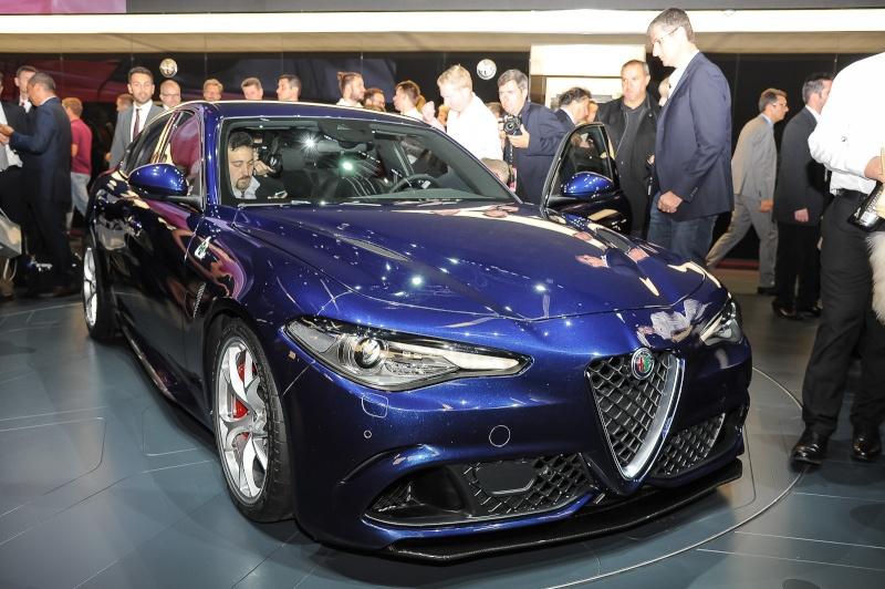 Dopo lunga attesa... ci siamo!! Alfa Romeo Giulia!! - Pagina 4 Franco10