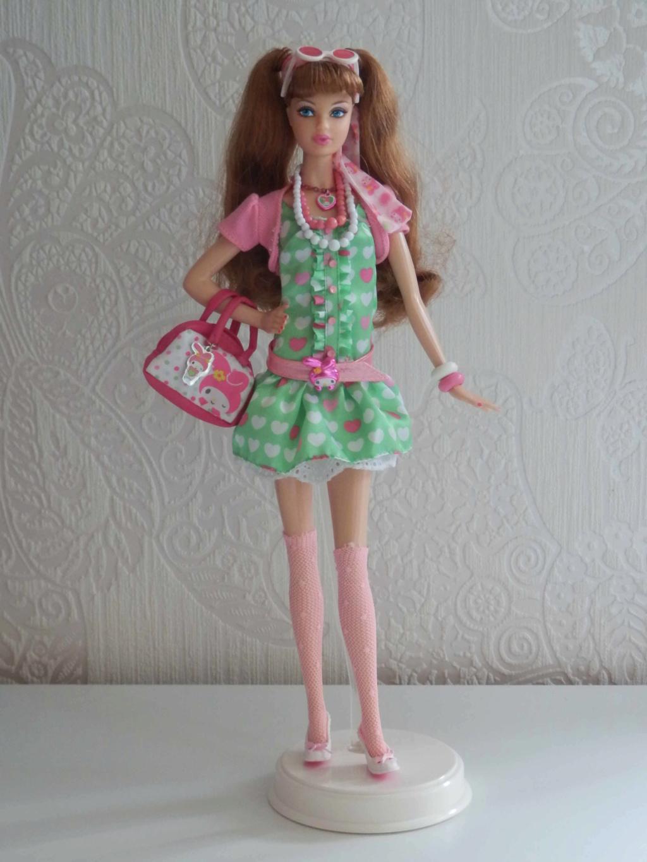 Les Barbies de collection de Kaoru ^^ - Page 2 P7140512