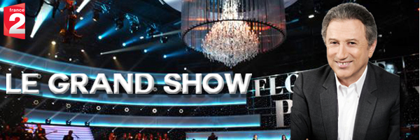 Enregistrement Le Grand Show avec Johnny Legran10
