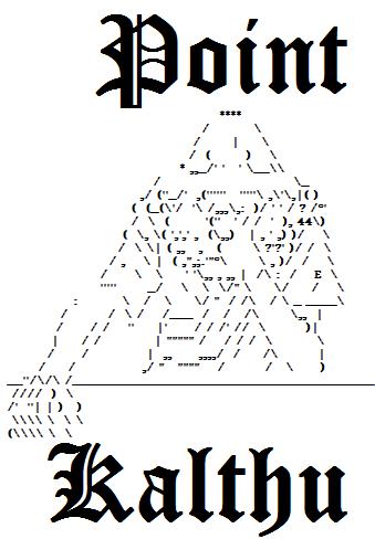 [concours] Les jeux de Kalthu ! Pointk10
