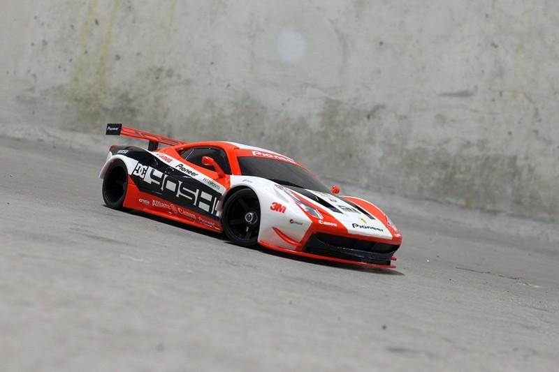 """Ferrari F458 """"Yoshi"""" 00111"""