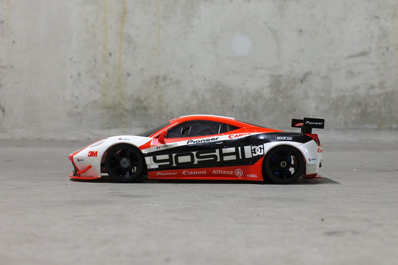 """Ferrari F458 """"Yoshi"""" 00211"""
