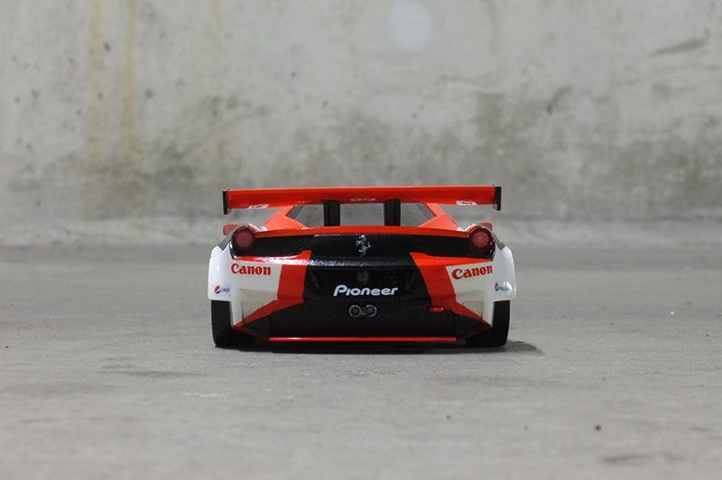 """Ferrari F458 """"Yoshi"""" 00511"""