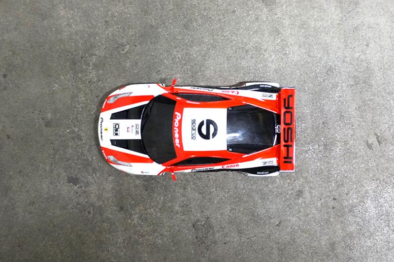 """Ferrari F458 """"Yoshi"""" 00611"""